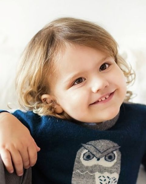 Child, Hair, Face, Facial expression, Toddler, Nose, Baby, Cheek, Blond, Smile,
