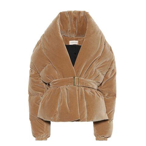 Alexander vauthier puffer jacket