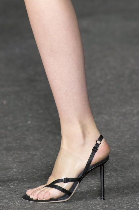 Footwear, High heels, Leg, Human leg, Sandal, Shoe, Foot, Ankle, Calf, Fashion,