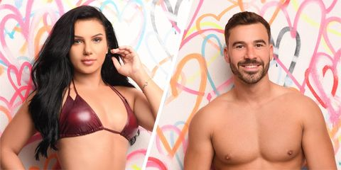 2cffbc5c5c6c Love Island s Alexandra and Alex Miller are going on a date
