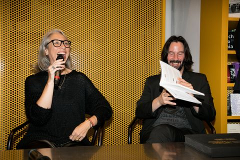 X Artists' Books Launch At the Palais de Tokyo Library In Paris
