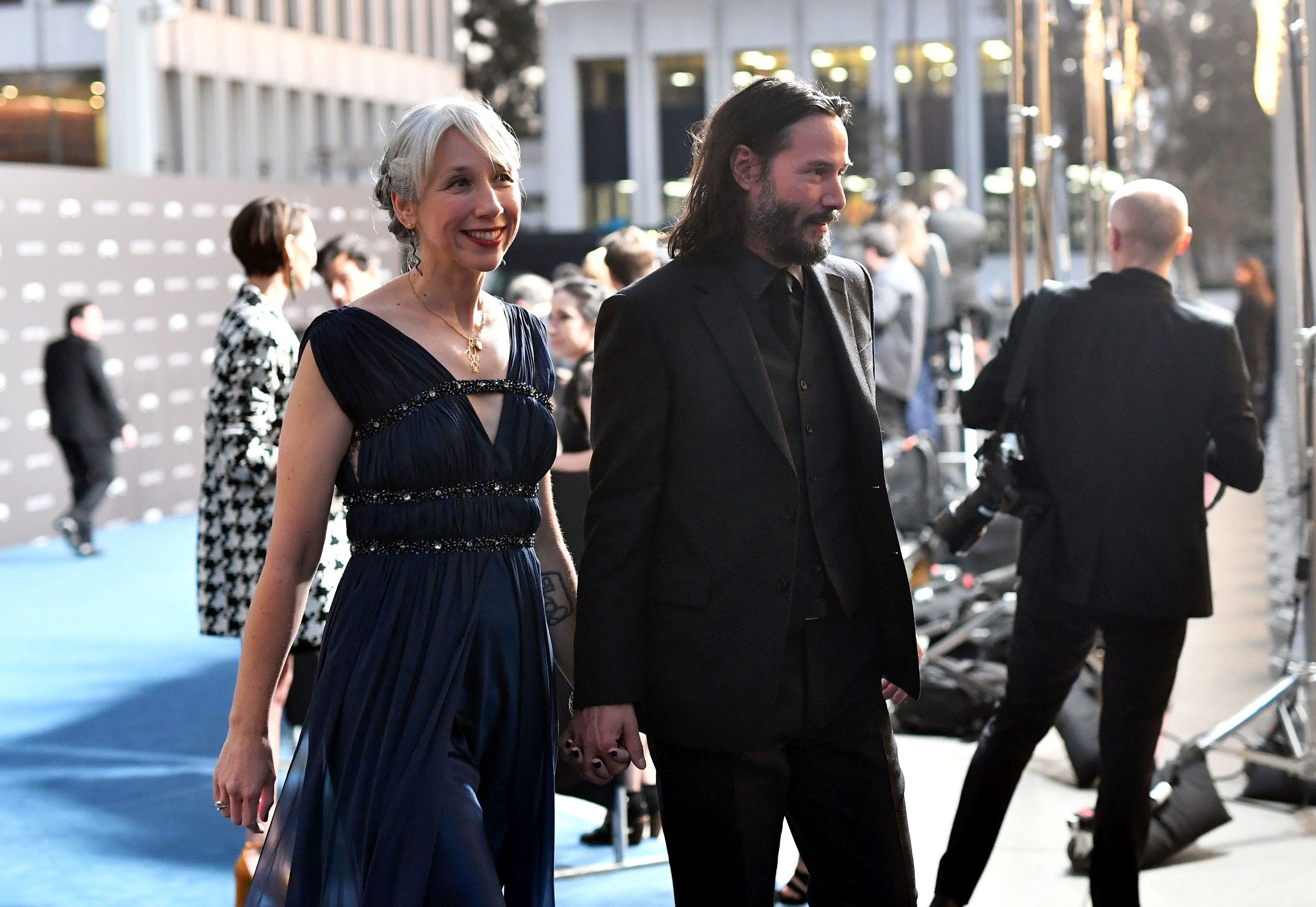 All About Keanu Reeves' Rumored Girlfriend Alexandra Grant, His Close Friend for Years