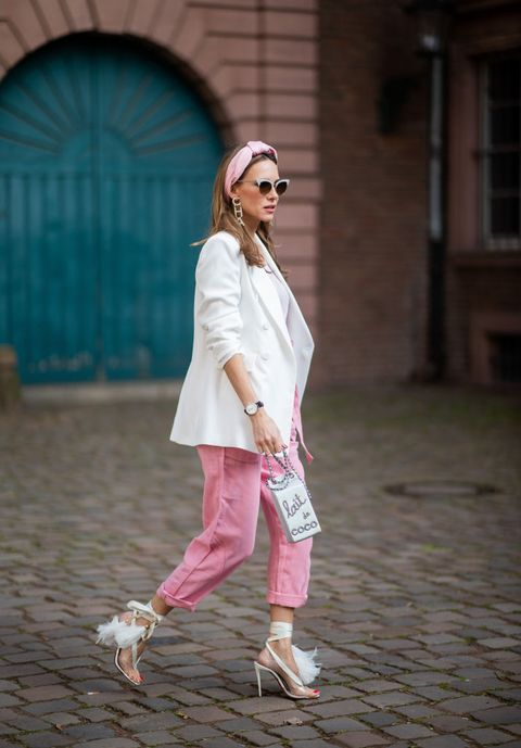 Street Style - Duesseldorf - May 04, 2019