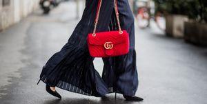 Street Style: February 24 - Milan Fashion Week Fall/Winter 2018/19