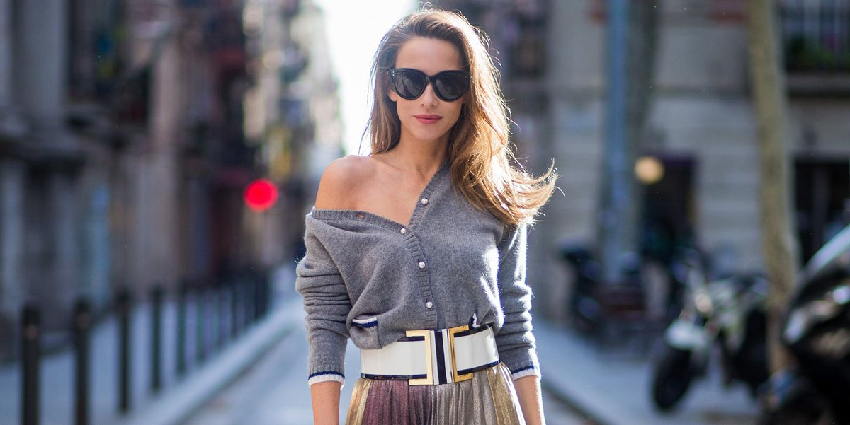 5a6750aa6a The cardigan returns: How to wear it without looking frumpy
