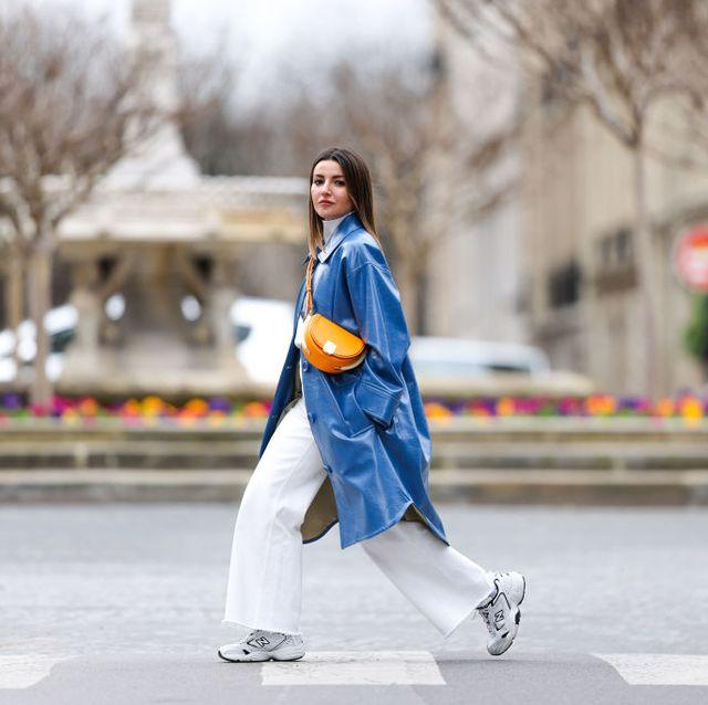 street style paris fashion week womenswear fall winter 2021 2022