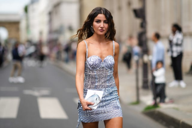 street style paris fashion week haute couture fall winter 20212022 day three