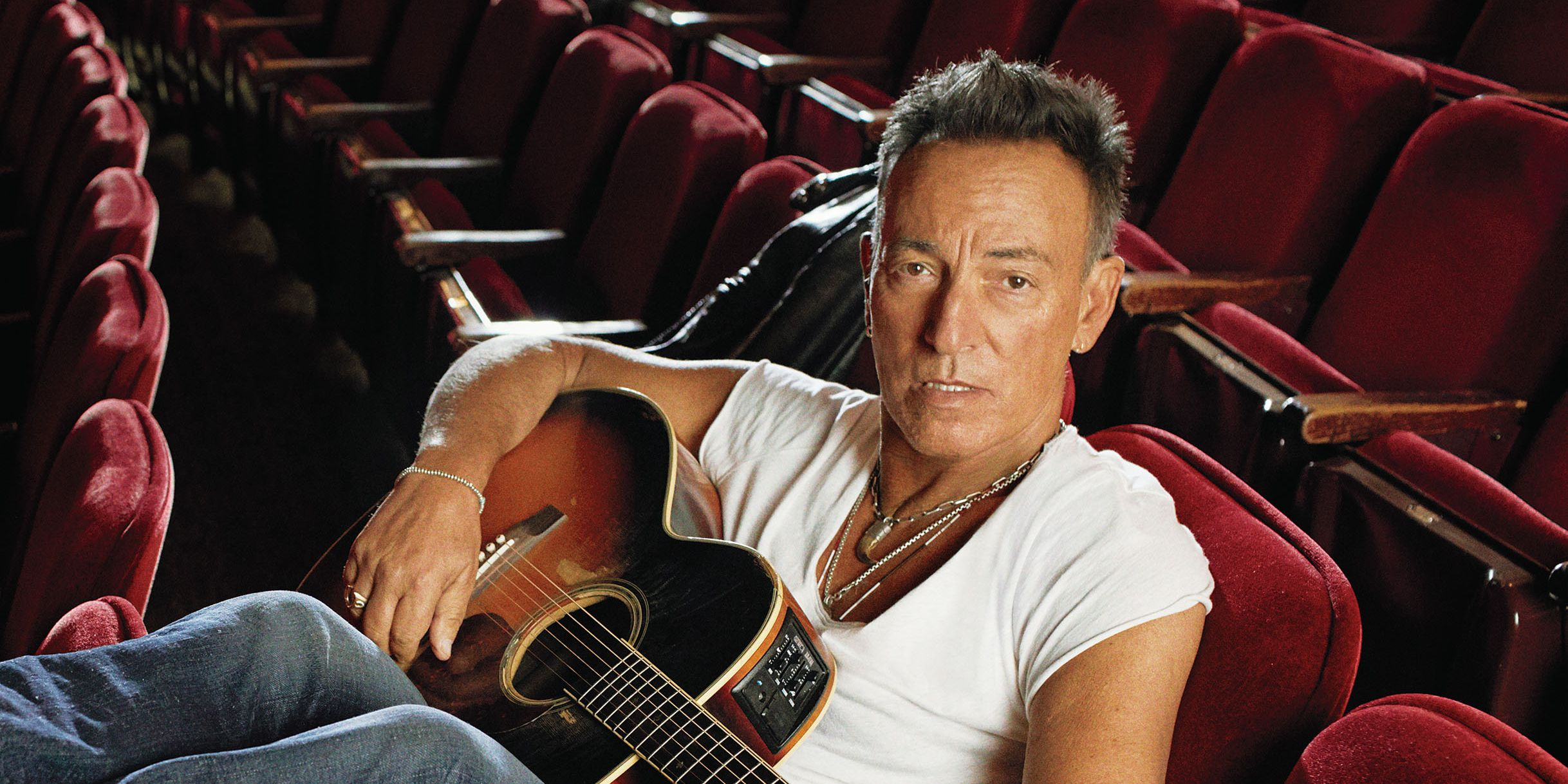 The Mind Is a Terrifying Place. Even For Bruce Springsteen.