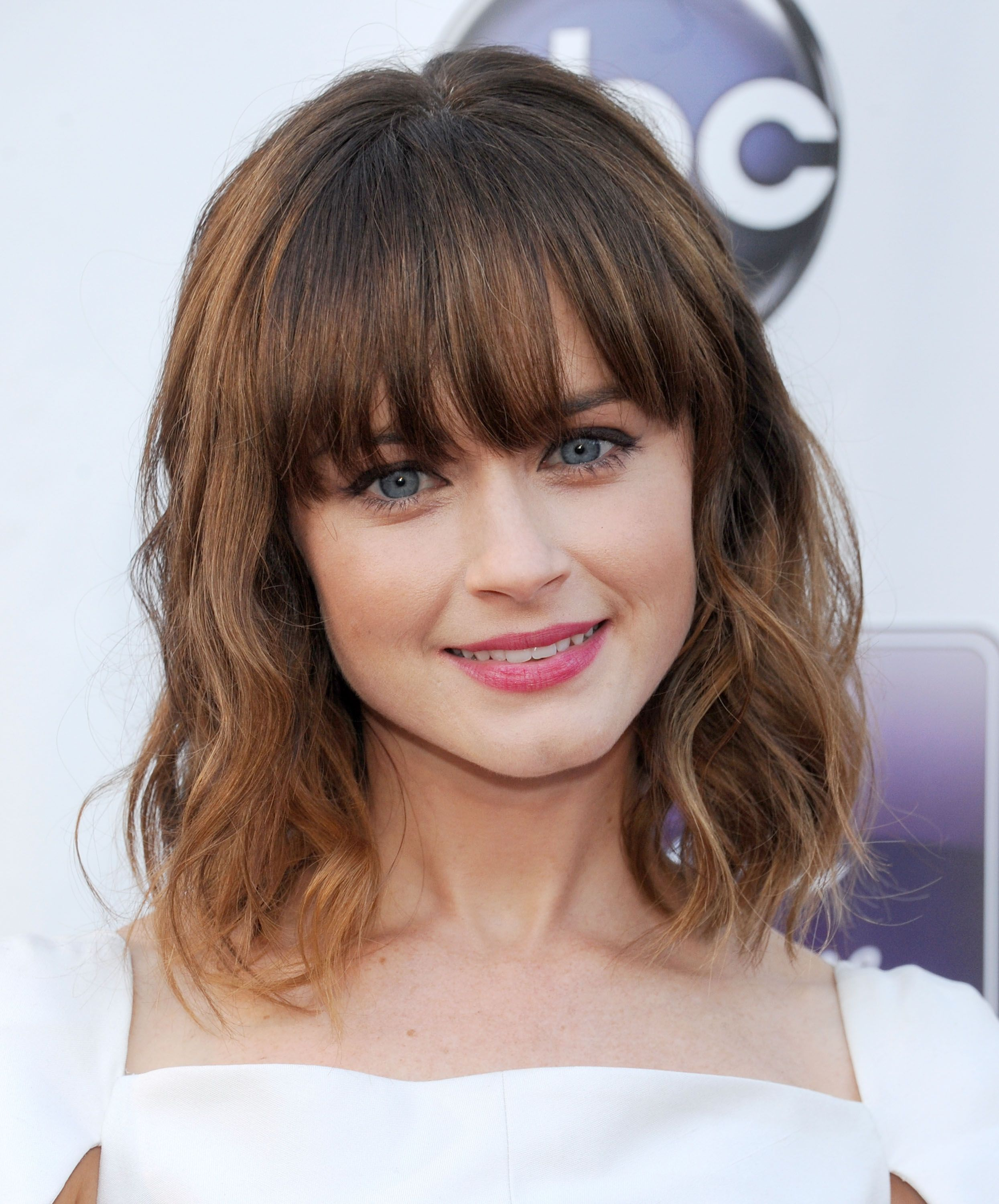 3 Best Hairstyles With Bangs - Photos of Celebrity Haircuts With