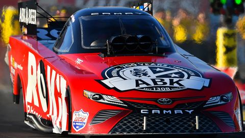 NHRA schedule could be a mess because of coronavirus.