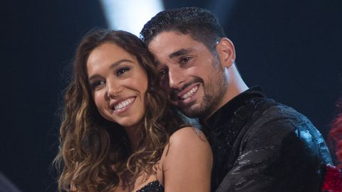 'Dancing With the Stars' Pro Basically Said That Alexis Ren and Alan Bersten Won't Last