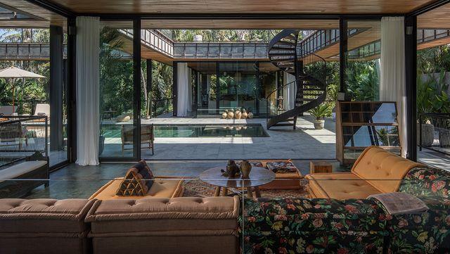 casa bondi en bali del estudio de arquitectura alexis dornier