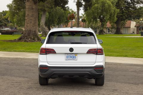 volkswagen's coming taos is aimed at america