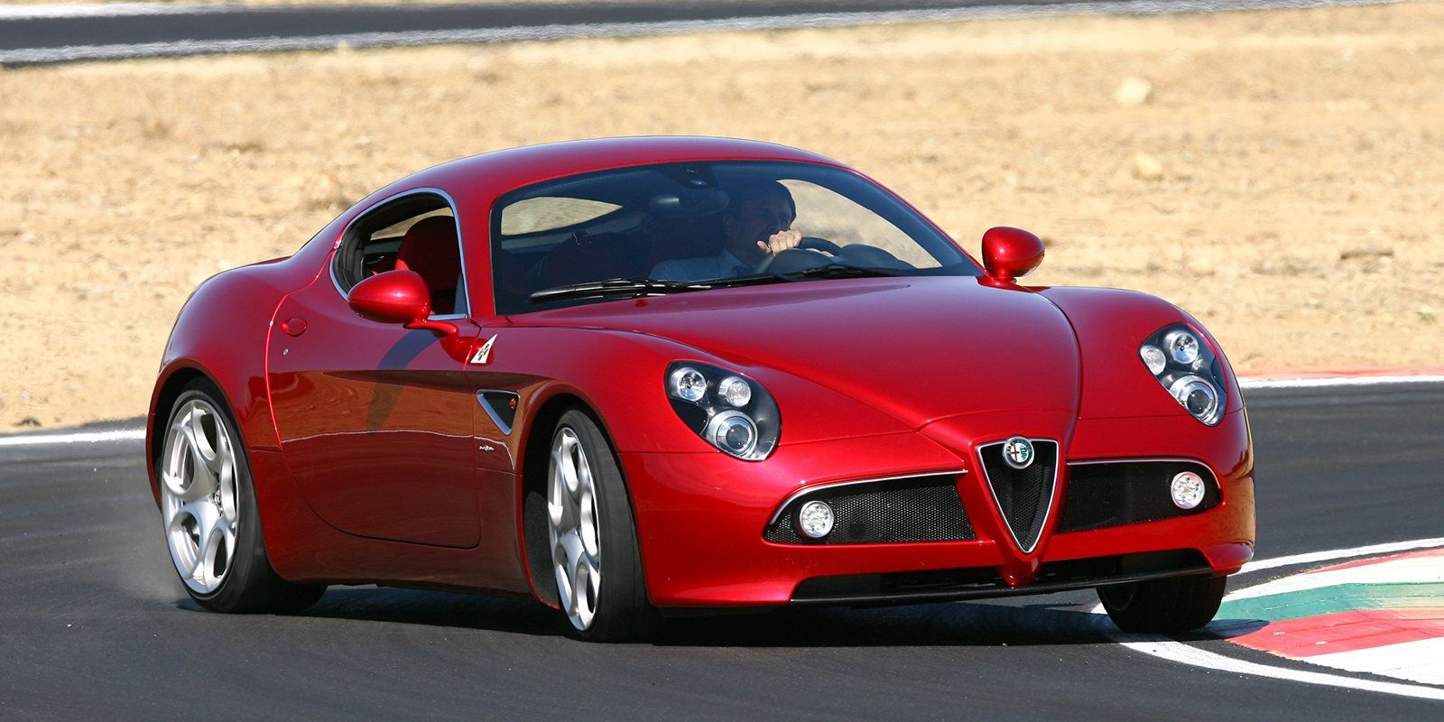 The Alfa Romeo 8c Competizione Is Better Than Clarkson Said It Was