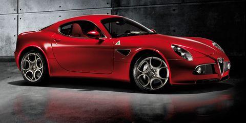 Alfa Romeo C Competizione Pictures