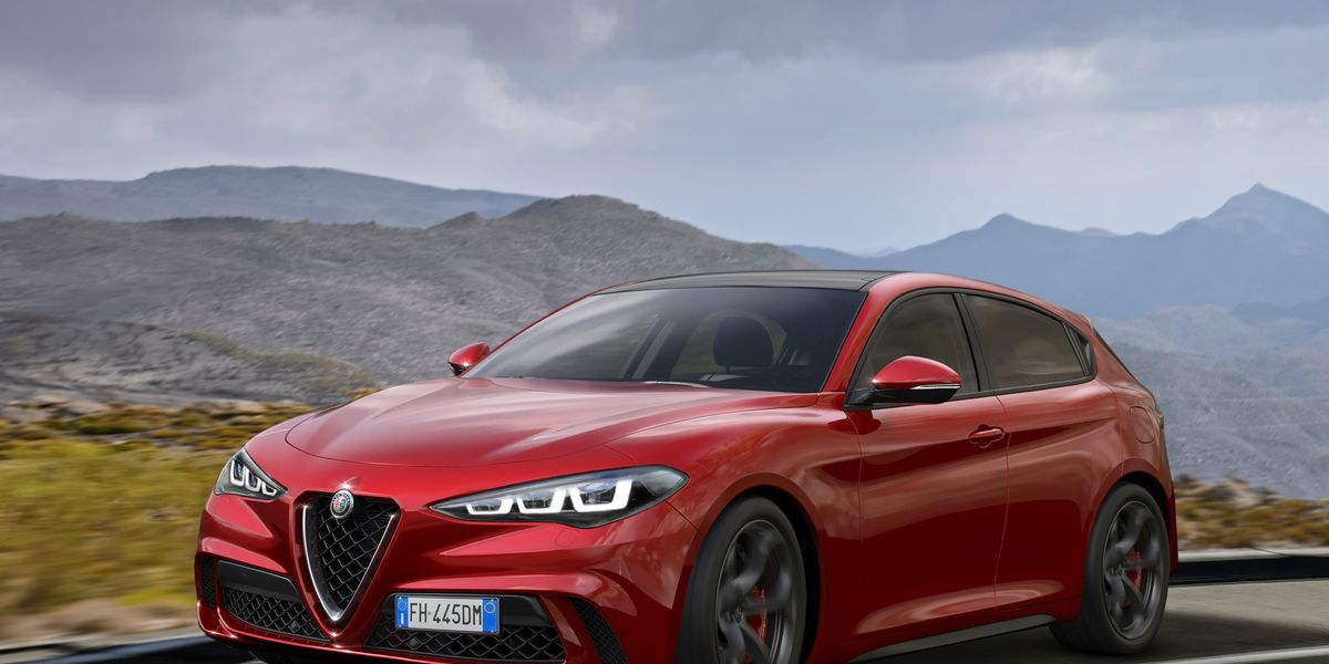 Sign And Drive Lease Deals >> 2020 Alfa Romeo Giulietta Is Going Rear-Wheel Drive