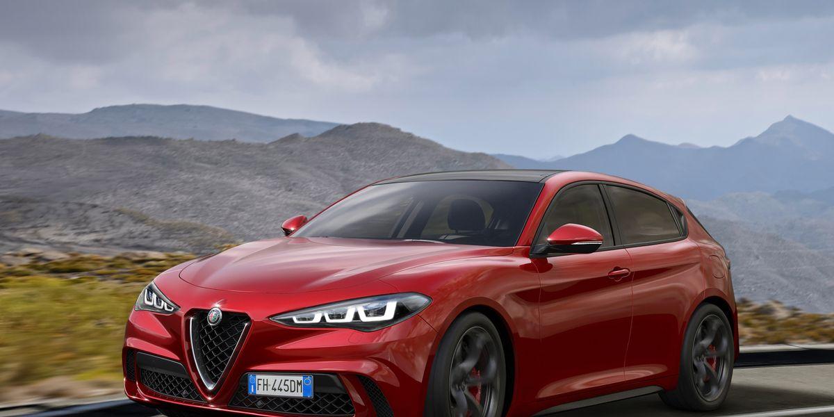 2020 Alfa Romeo Giulietta Is Going Rear-Wheel Drive