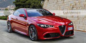 2021 Alfa Romeo GTV