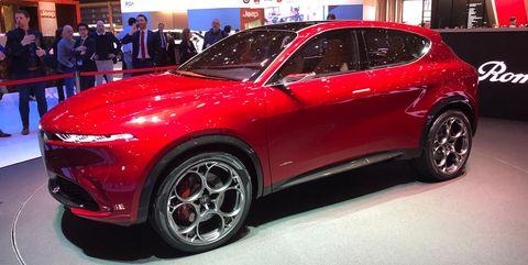 Land vehicle, Vehicle, Car, Auto show, Automotive design, Mid-size car, Crossover suv, Sport utility vehicle, Concept car, City car,