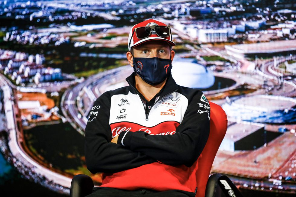 "Kimi Räikkönen regresa a Alfa Romeo sin ""ninguna emoción especial"""