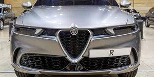 Alfa Romeo Tonale - frontal