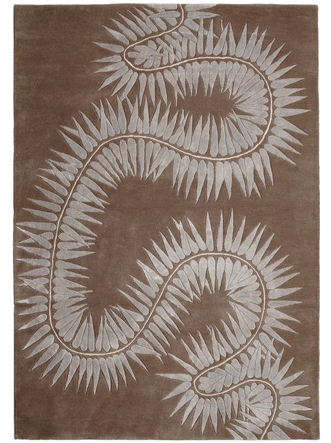 Leaf, Rug, Pattern, Plant,