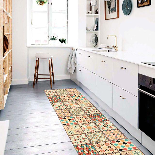 Floor, Tile, Room, Flooring, Property, Interior design, Furniture, Kitchen, Building, Material property,