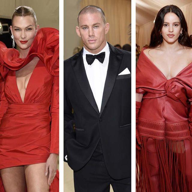 alfombra roja met