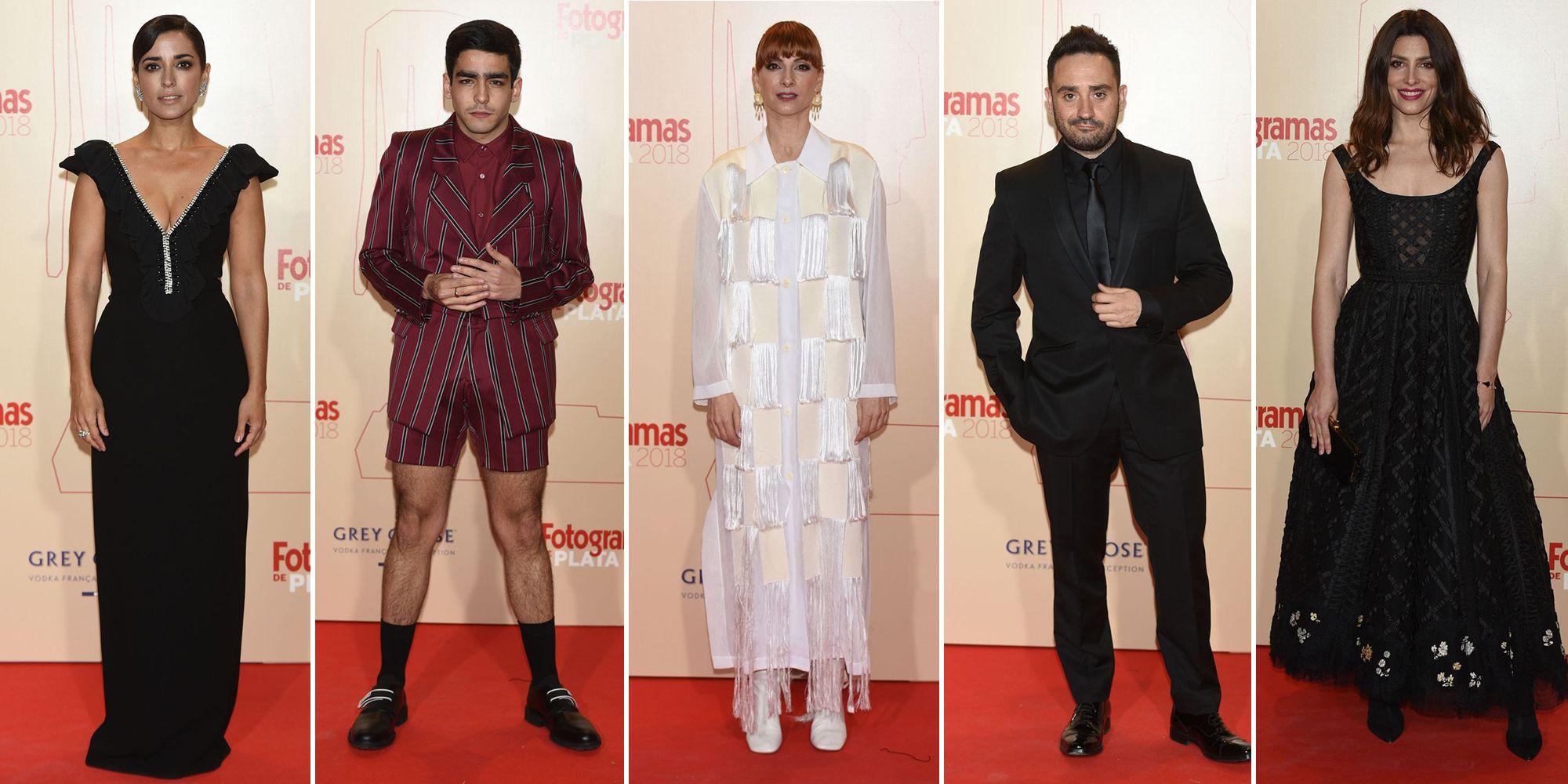 La alfombra roja de los Premios Fotogramas de Plata 2018 - Mejor Vestidas Fotogramas de Plata 2018