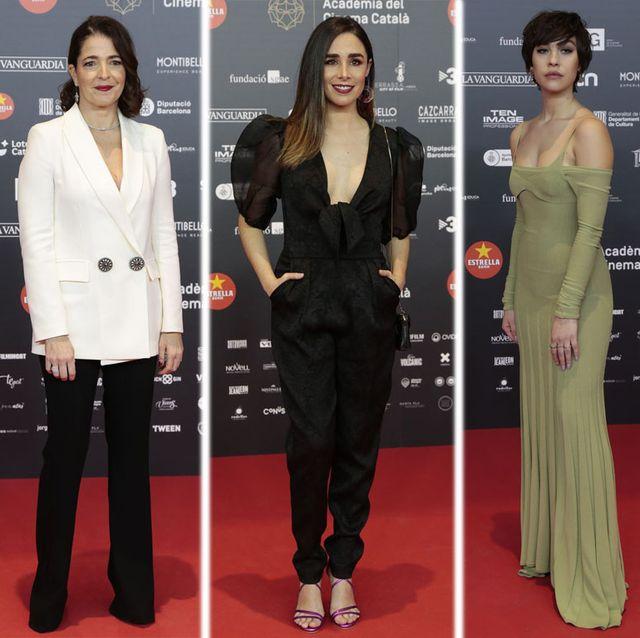 Alfombra roja premios Gaudí 2020