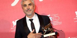 Alfonso Cuaron - 75th Festival de Venecia