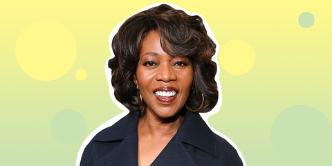 How Alfre Woodard Brought Her Inner Lioness to Disney's Live-Action 'The Lion King'