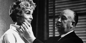 alfred hitchcock janet leigh psicosis