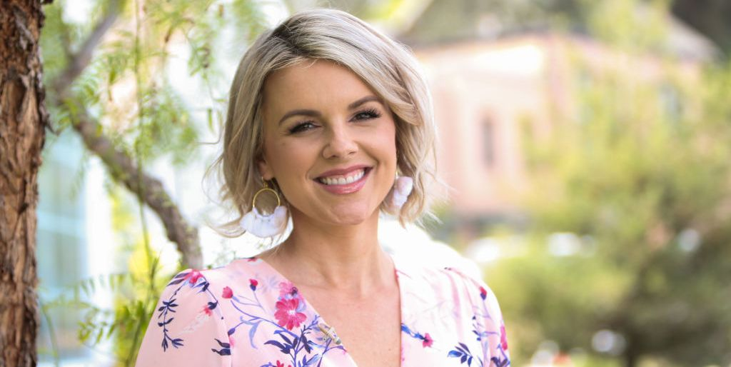 "Ali Fedotowsky Feels Like a ""Snack Machine"" As She Cares For Her Two Children During Quarantine"