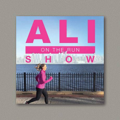 Ali on the Run Show podcast