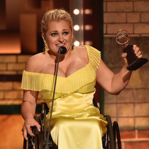 Glee actress makes history with incredible achievement at the 2019 Tony Awards