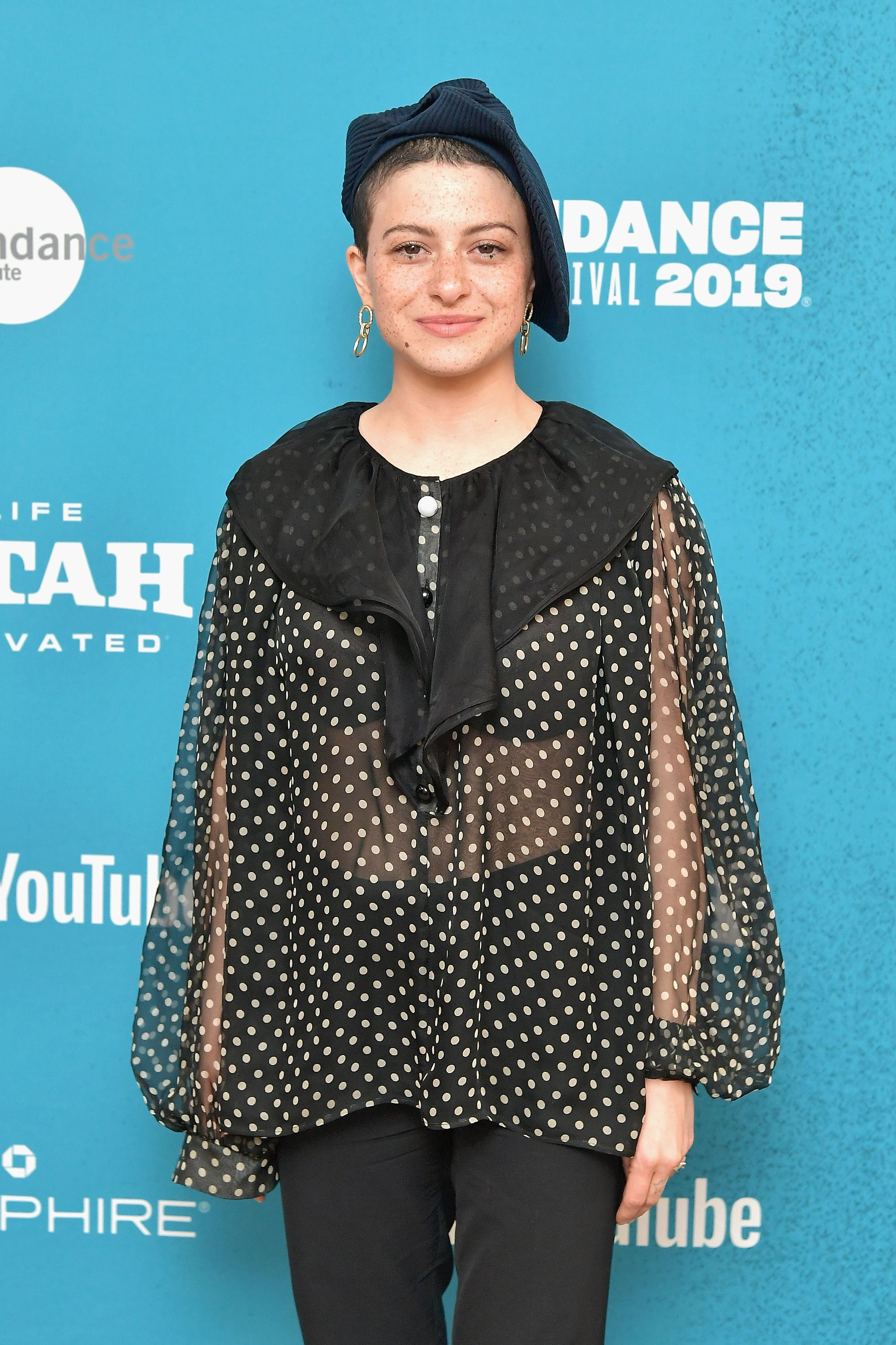 "Alia Shawkat The Arrested Development star considers herself to be bisexual. ""I think balancing my male and female energies has been a big part of me growing as an actor,"" she told Out Magazine back in 2017."