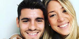 Álvaro Morata defiende a Alice Campello delas críticas tras posar en bikini 3 semanas después de dar a luz a mellizos.