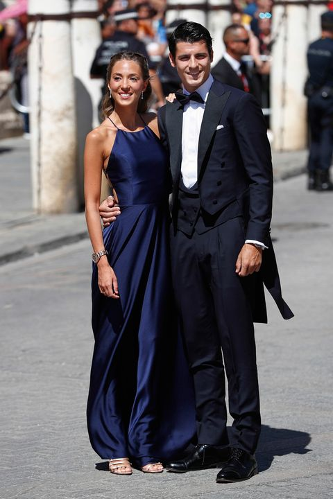 Las Mejor Vestidas De La Boda De Pilar Rubio Y Sergio