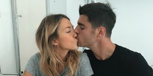 Alice Campello y Álvaro Morata presumen de sus hijos en Instagram
