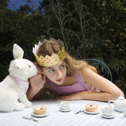 alice in wonderland queen costume