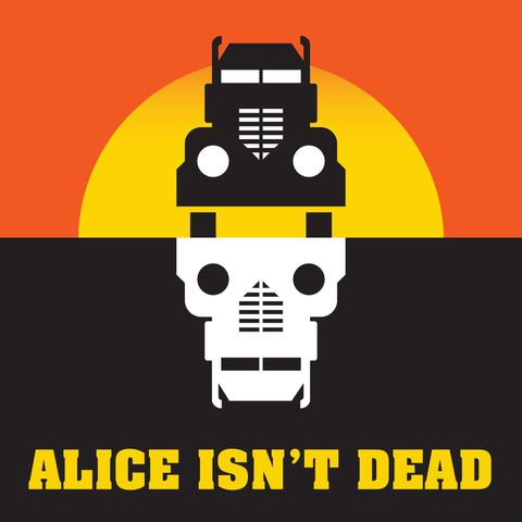 alice isn't dead logo
