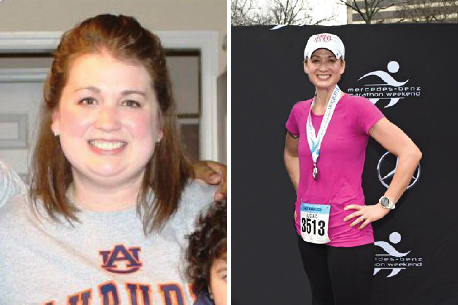 How a Mom of Two Lost More Than 100 Pounds in Three Years