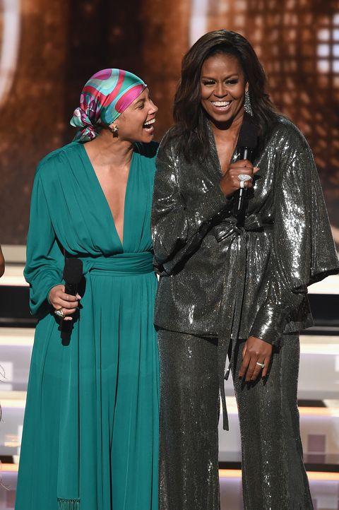 61st Annual GRAMMY Awards - Michelle Obama