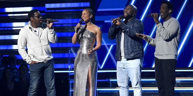 Alicia Keys and Boyz II Men Pay Tribute to Kobe Bryant at 2020 Grammys