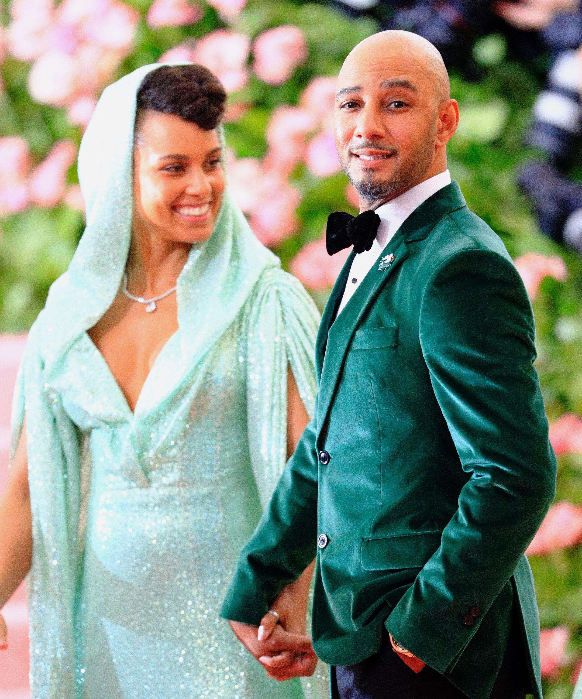 All About Alicia Keys S Husband Swizz Beatz