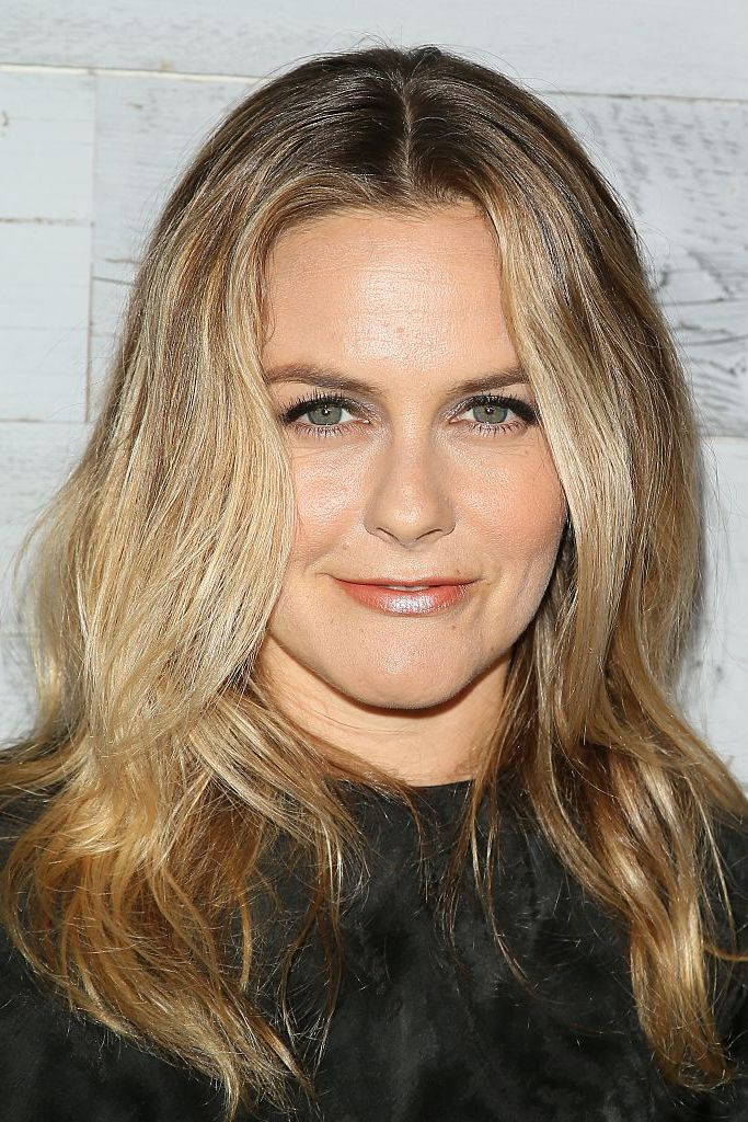 """Alicia Silverstone Alicia told Oprah that she went vegan three years after filming Clueless , and she's hasn't looked back. """"I used to have all those white marks on my nails and they were very brittle, and now they're so strong I cannot bend them,"""" she said."""