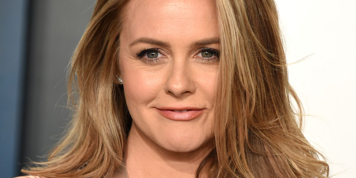 Alicia Silverstone recreates iconic Clueless scene with her adorable son
