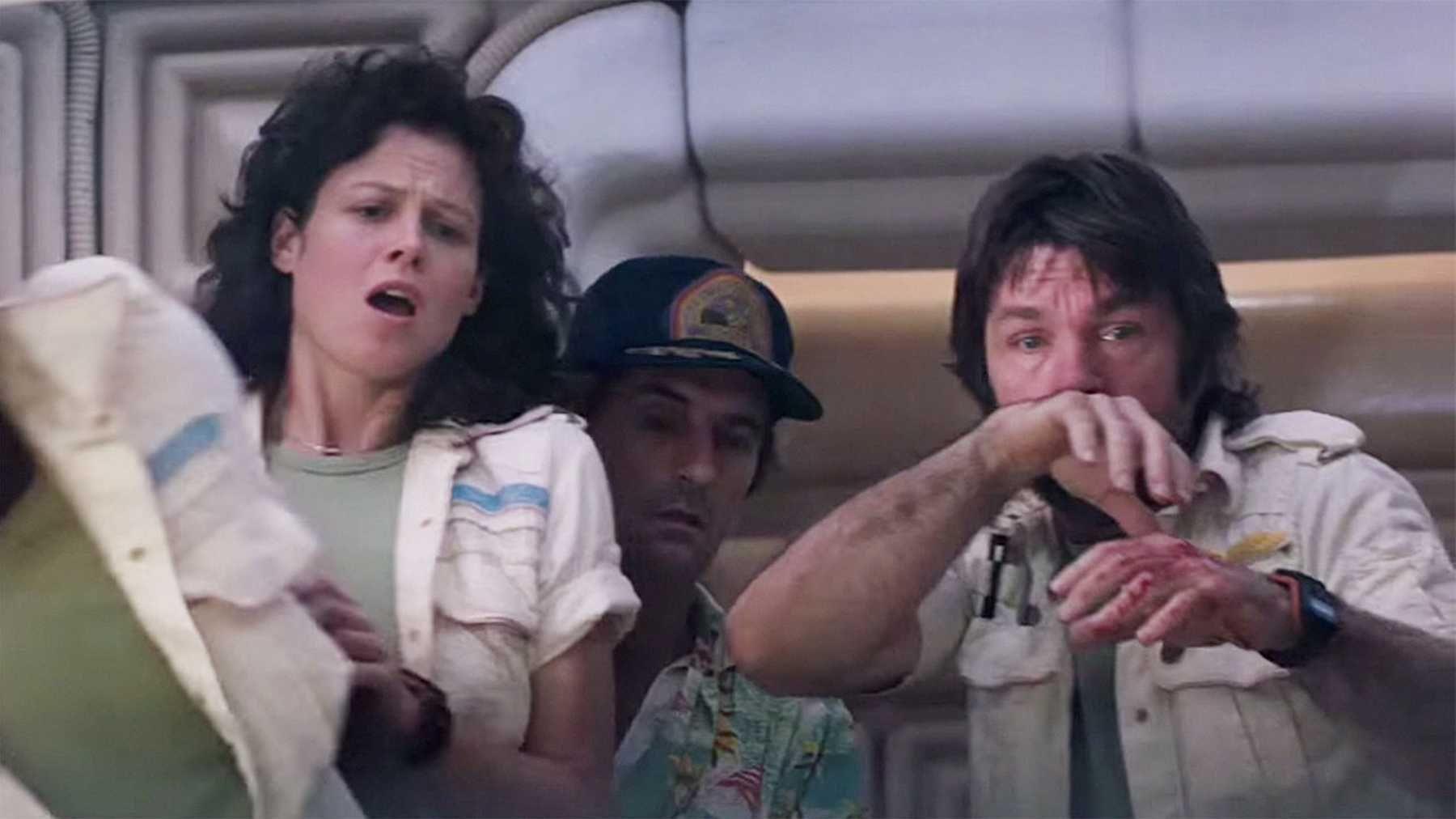 'Alien': Ridley Scott y la escena que amó Stanley Kubrick