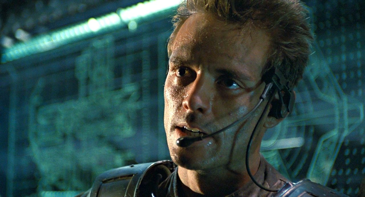 Alien 3 Audiolibro con Michael Biehn - Guion Original